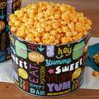 Fun with Snacks Pick-a-Fill 2 Gallon Popcorn Tin