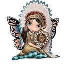 Midnight Call Fairy Maiden Figurine