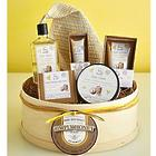 Simply Honey and Coconut Organic Spa Gift Box