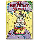 My Birthday Wish Personalized Book