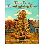 Thanksgiving Book and a Lollipop