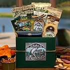 I'd rather Be Fishing Snack Gift Box