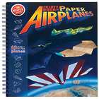 Book of Paper Airplanes Craft Kit
