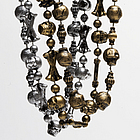 Pirate Skull Bead Necklace