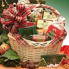 Holiday Celebration Christmas Gift Basket