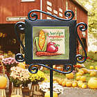 Personalized Vegetable Garden Stake