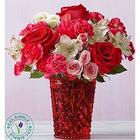 Valentine's Day Bouquet of Flowers