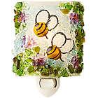 Recycled Glass Bee Nightlight