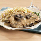 Chicken Marsala Meal Entree