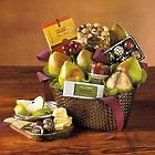 Classic Sweet and Savory Gourmet Favorites Gift Basket