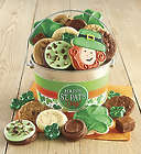 Happy St Pats Treats Gift Pail