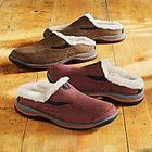 Women's Sheepskin-lined Travel Shoes