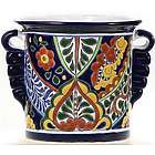 Mexican Talavera Wine Bucket