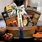 Father's Day Gourmet Nut & Sausage Gift Basket