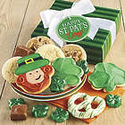 St Patricks Day Treats Gift Box