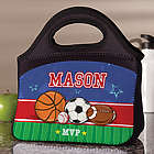 Sports MVP Personalized Lunch Bag