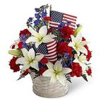 Premium American Glory Bouquet