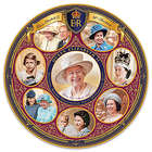 Queen Elizabeth II 90th Birthday Porcelain Collector Plate