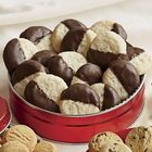 Coconut Cookies Gift Tin