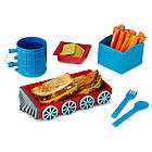 Kid's Choo Choo Train Dining Set
