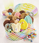 Easter Egg Shaped Gift Tin of Treats