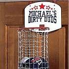 Kids Personalized Basketball Laundry Shoot