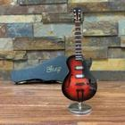 Personalized Miniature Gibson Guitar Figurine