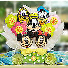 Disney 9 Cookie Bouquet