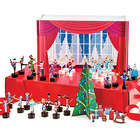 Nutcracker Ballet Stage and Character Set