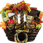 A Special Holiday Delivery Gift Basket