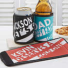 You Name It Personalized Can and Bottle Wrap