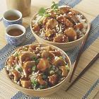 Sesame or Cashew Chicken Meal