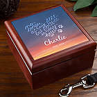 Forever in My Heart Personalized Pet Keepsake Box