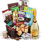 Easter Champagne and Chocolates Gift Basket