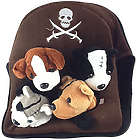 Pirate Animal Back Pack
