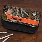 Tree Camo Personalized Pencil Case