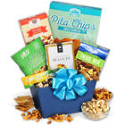 Mini Healthy Treats Gift Basket