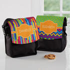 Personalized Bright and Cheerful Lunch Tote