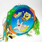 SpongeBob SquarePants Pop Out Pull Pinata