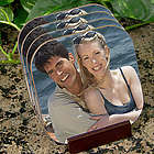Picture Perfect Personalized Photo Coaster Set