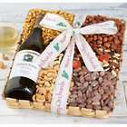 Hobson Estate Chardonnay and Mixed Nuts Gift Basket