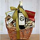 Time to Enjoy Gourmet Wine Basket