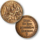 Christmas Keepsake Coin
