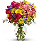 Cheers Mixed Floral Bouquet