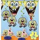 SpongeBob SquarePants Decoration Kit