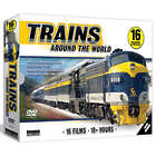 Trains Around the World: 16 Films on DVD