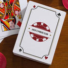 Personalized Poker Night Playing Cards