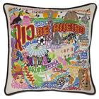 Rio De Janeiro Accent Pillow
