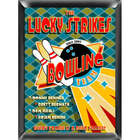 Bowling Team Personalized Pub Sign