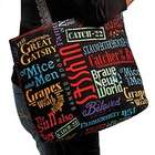 Banned Books Reversible Tote Bag